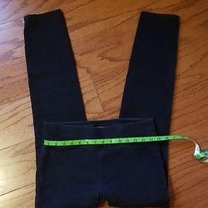 Nine West Skinny Pull On Dress Pants